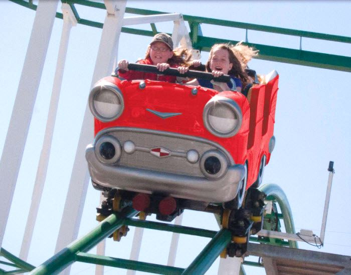 """Family Kingdom Amusement Park will open in April so don't forget to add it to your Myrtle Beach """"To Do"""" list and be ready for some fun!"""