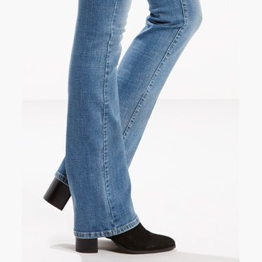 Levi's 315 Shaping Boot Cut Jeans - Women's 25x30