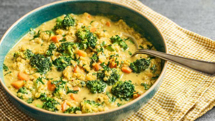 Lentil curry – vegan and ayurvedic