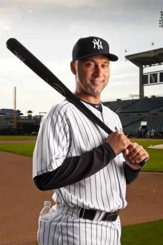 Derek Jeter #2: Ny Yank, Sports Fan, Captain Derek Jeter, 2 Fav Baseb, Baseb Boards, Yankees Spring Training, Throw 2, Captainderek Jeter, New York Yankees