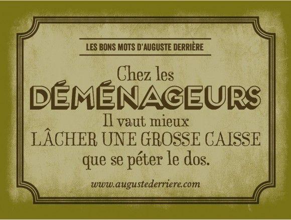 Auguste Derrière joue avec les mots ! - MOGWAII