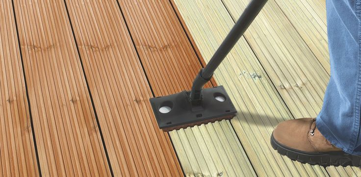 How to clean, paint & care for decking B&Q for all your