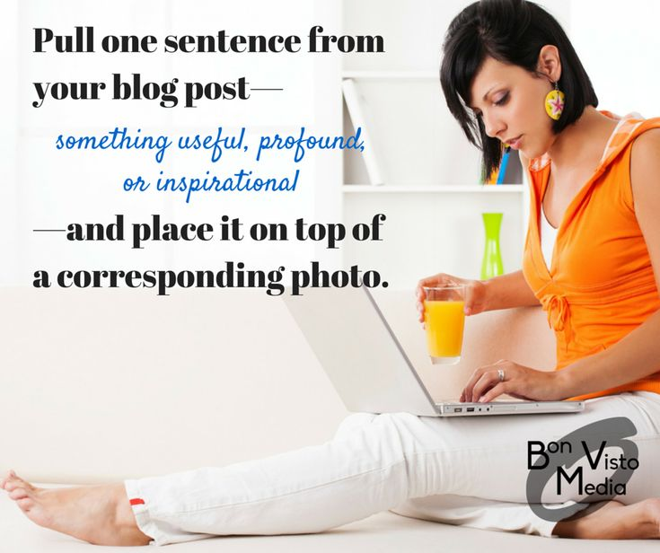 HOW TO REUSE BLOG POSTS AGAIN AND AGAIN (7/6/2015)