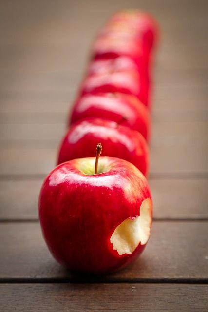 Mangez une pomme par jour