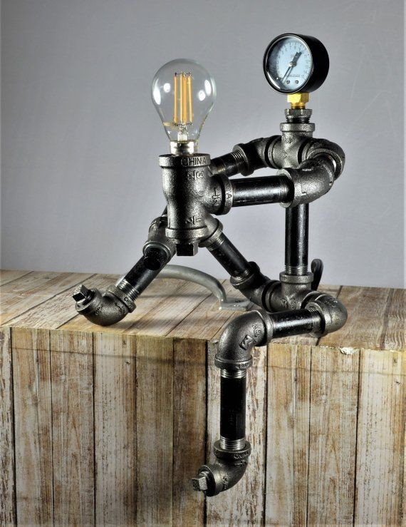 Pin On Pipe Lamps