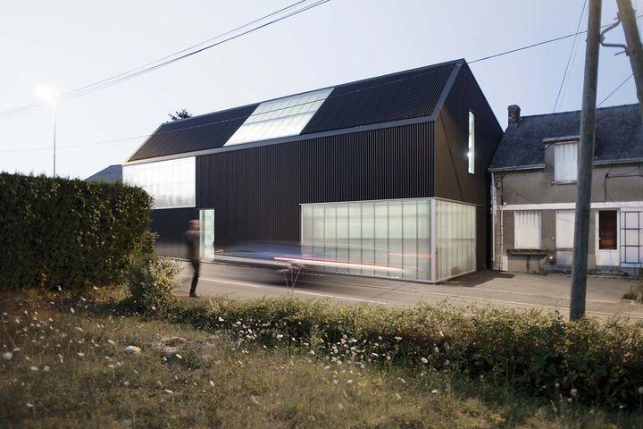 Brasserie à Carquefou - Mima Atelier d'architecture