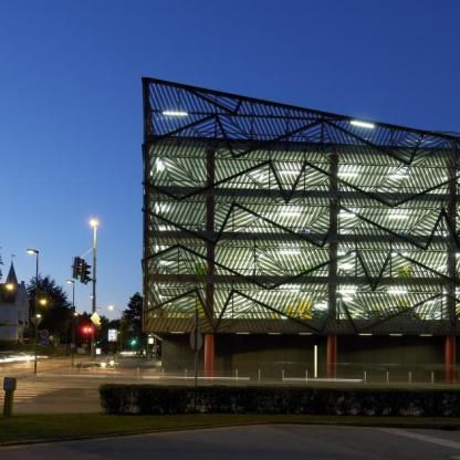 18 best parking structure images on pinterest parking for Build on your lot louisiana