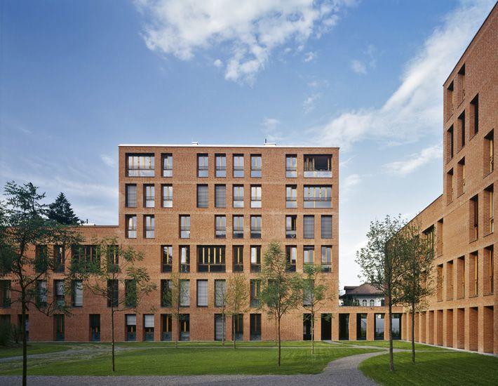 Baumschlager Eberle - Housing