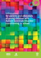Autism Spectrum Disorder - Online Resource Transition Package