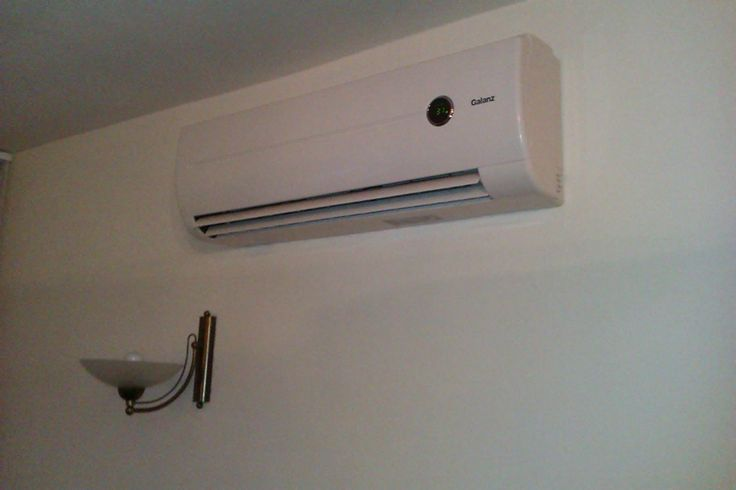Montaż klimatyzacji firmy Galanz w domu jednorodzinnym w Warszawie