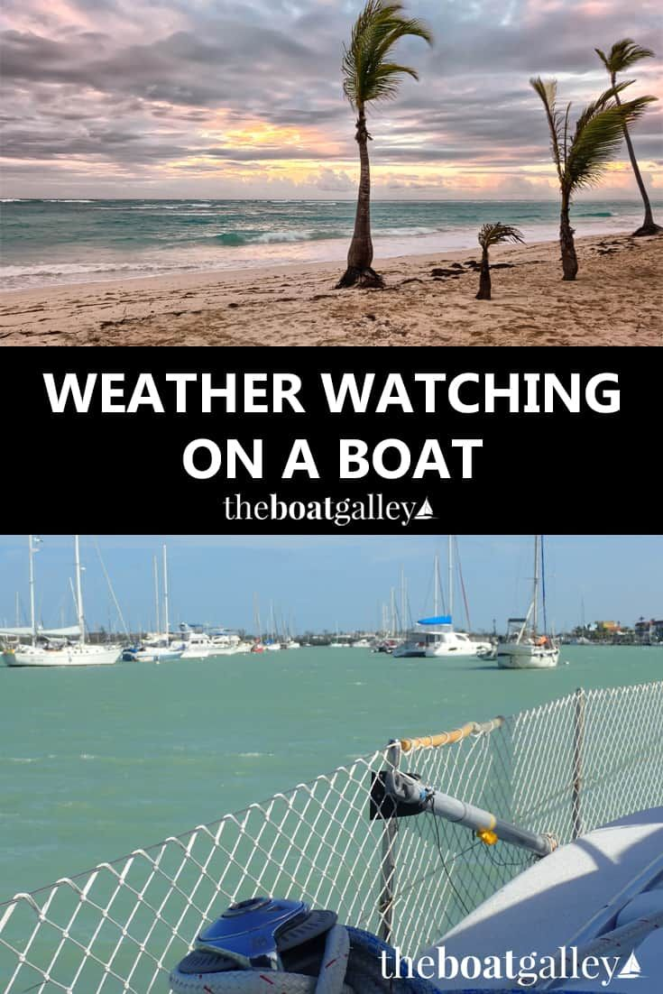 If you're living on a boat, weather is just as important when you're at anchor, on a mooring or even in a marina as it is on passage. Another key for staying safe in your cruising.