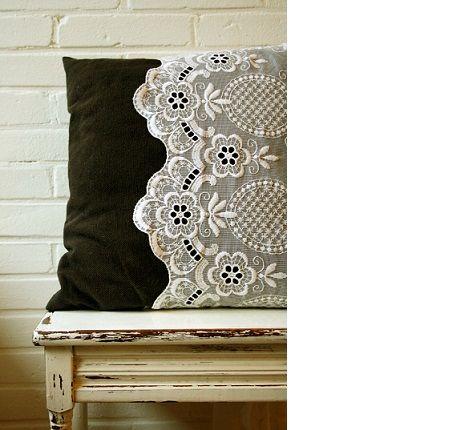 157 best Doily \u0026 Lace Crafts images on Pinterest | Vintage lace Antique lace and Lace