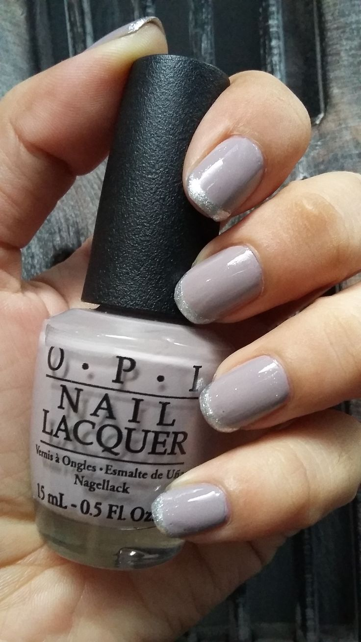 Never feel less with OPI Taupe-less Beach