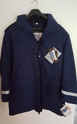 Blauer 9030 GoreTex Jacket Police Uniform B.WARM® Liner Mass Buttons Dark Blue
