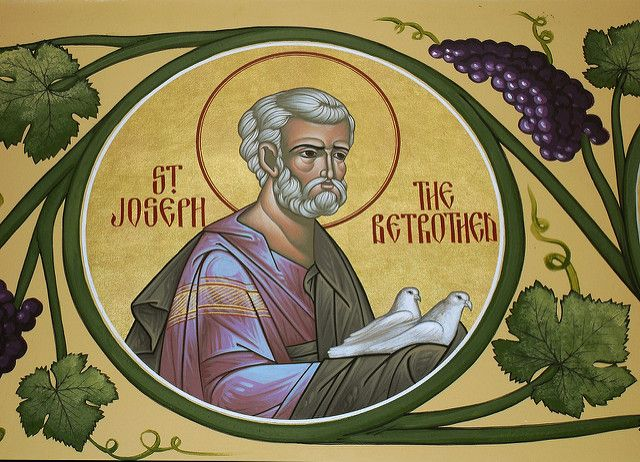 Saint Joseph the Betrothed | VLUU L200 / Samsung L200 | Flickr