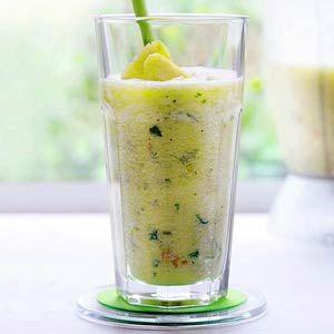 Recept - Ananas-appel-komkommersmoothie - Allerhande