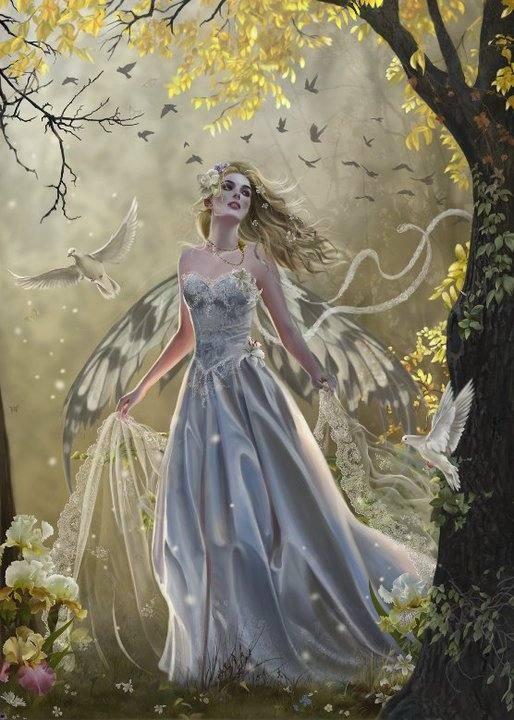 Last Light Fairy