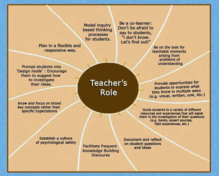 roles of a teacher Roles and responsibilities – teaching service page | 1 contents  about  student learning and quality teacher practice at the same time,.