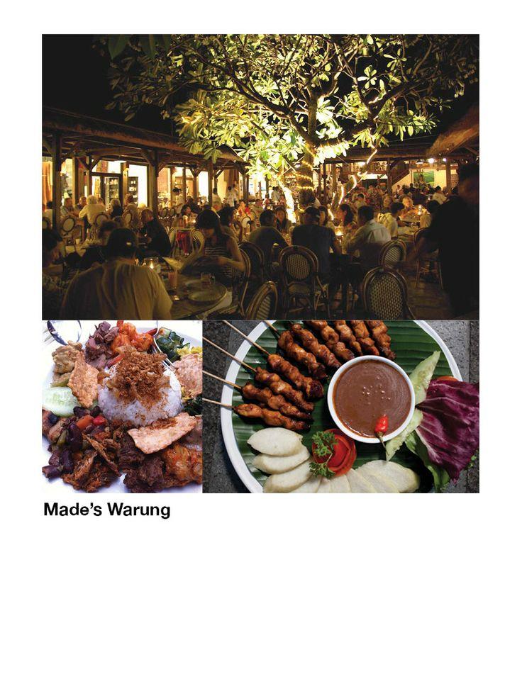 Made's Warung  Photo by: Katie Allen
