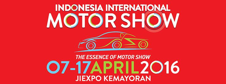 The Essence of Motor Show. #expoindonesia