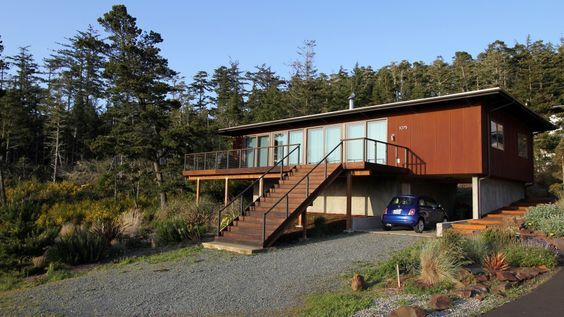 Alchemy Architects | Oceanside weeHouse | Oceanside, OR ...