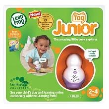 LeapFrog - Tag Junior - The Amazing Book Explorer - Pink - English Edition