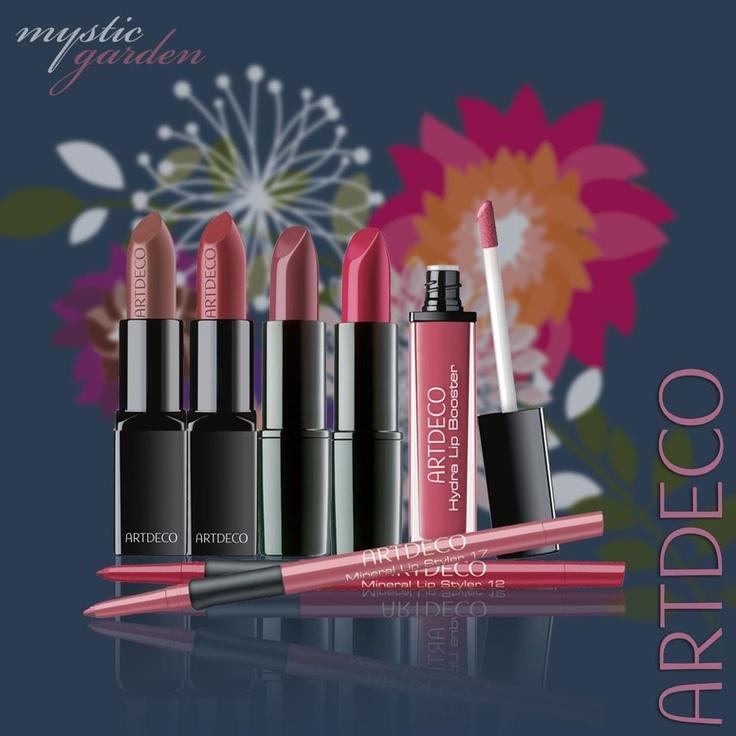 #ArtDeco #Cosmetics #Makeup #lipstick #lipgloss