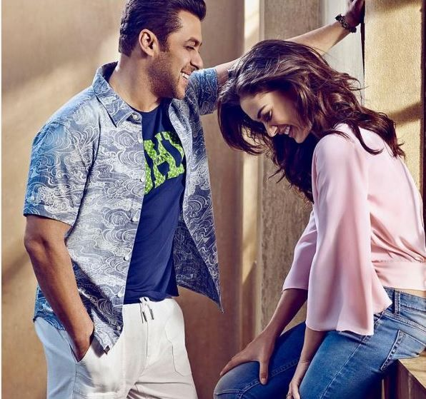 AMY JACKSON WILL BE THE FACE OF SALMAN KHAN'S 'BEING HUMAN'