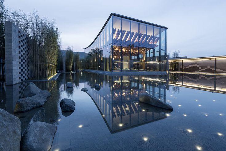 Vanke Future Town. Xuzhou, China. By Continuation Studio