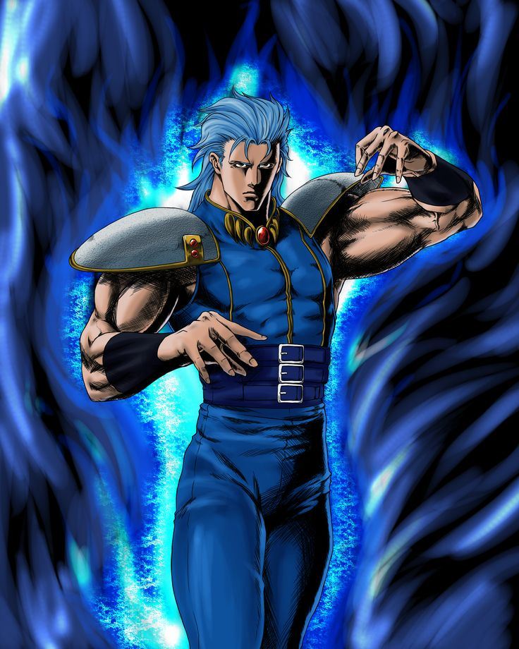318 Best Fist Of The North Star Images On Pinterest