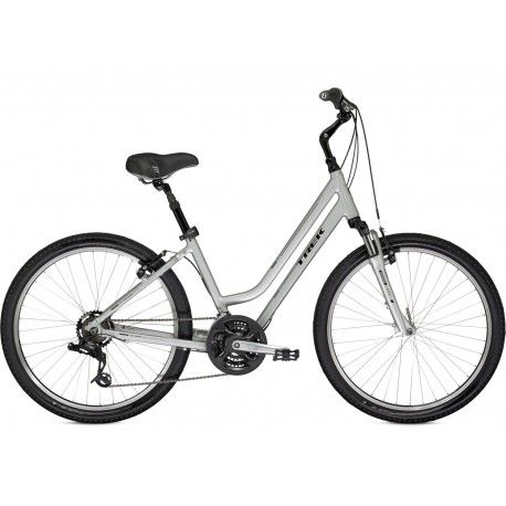 Cómoda bicicleta divertida y fácil para estar activa http://www.effishopping.com/es/bicicletas-urbanas/bicicleta-urbana-trek-shift-2-wsd.html