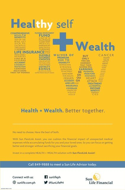 Sun Life Financial Philippines: Variable Life Insurance plans