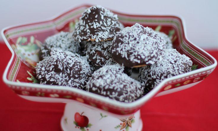 Kokosboller er jo så fantastisk godt, og når de er hjemmelagde er de enda bedre! Disse kommer til...