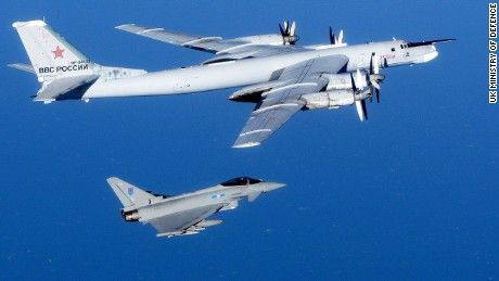 The ability of the U.S. and Canadian military to defend North America could be jeopardized by stepped up Russian military activity, according to the commander of the North American Aerospace Defense Command.