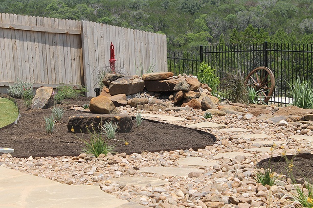 #Landscaping for #Austin, #Texas home by DH Landscape Design