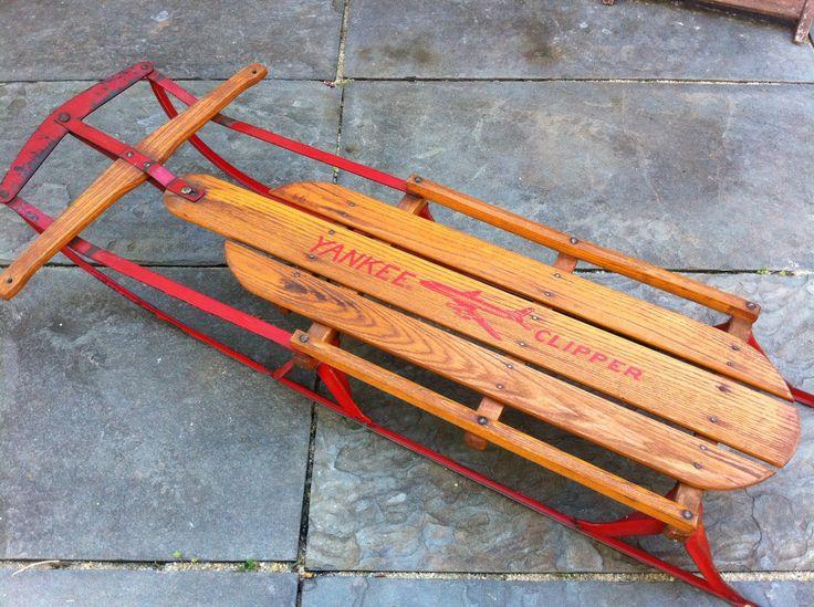 11 best images about antique sled on pinterest antiques for Vintage sleds