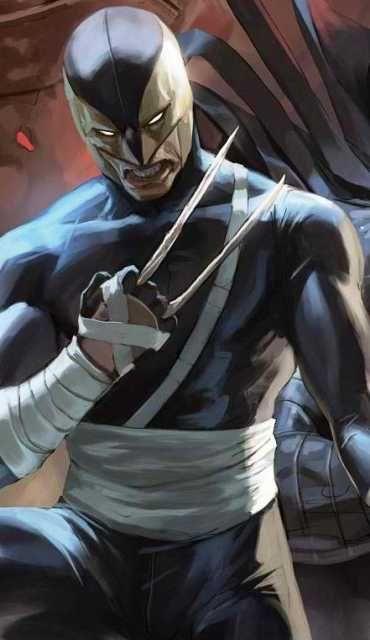 Daken, the Dark Wolverine