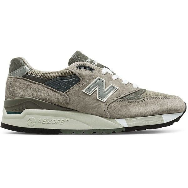 998 New Balance Women's Running Classics Shoes (€170) ❤ liked on Polyvore  featuring