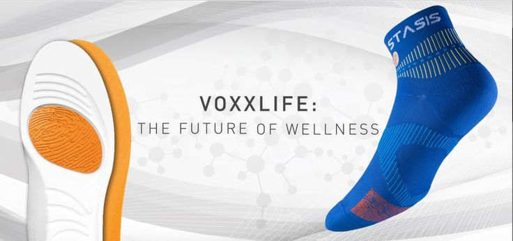 Socks and insoles for good health. Whaaatt? You betcha!