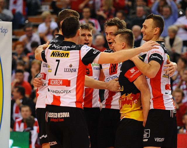 #Asseco #Resovia #Rzeszow #Volleyball #Team
