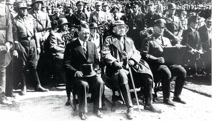 the rise and fall of adolf hitler the dictator of germany during world war two The rise and fall of adolf hitler is based on  series was in germany as a reporter during hitler's rise  becoming dictator of germany and the war that.