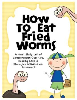 how to eat fried worms quiz