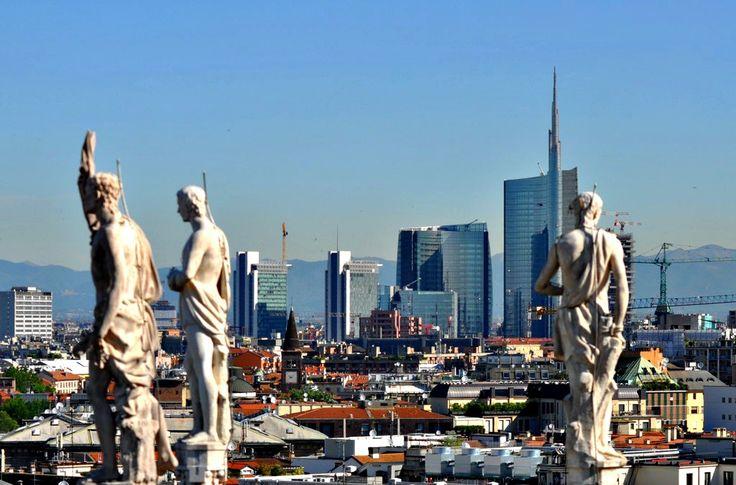 Milano - Skyline