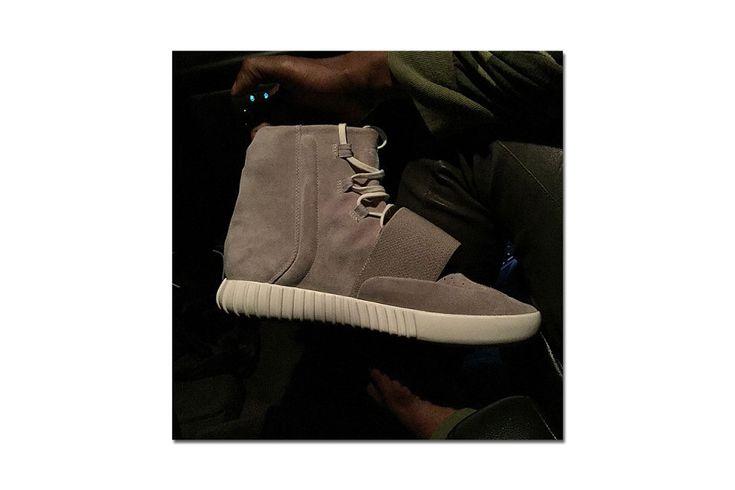 De nouvelles images de la #Adidas Yeezy 3, qu'il faudra s'habituer à appeler la Adidas Yeezy 750 Boost, ont fuité sur la toile, confirmant les rumeurs.