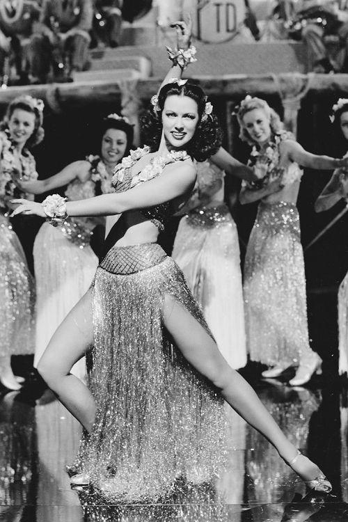 Eleanor Powell in Ship Ahoy (1942)