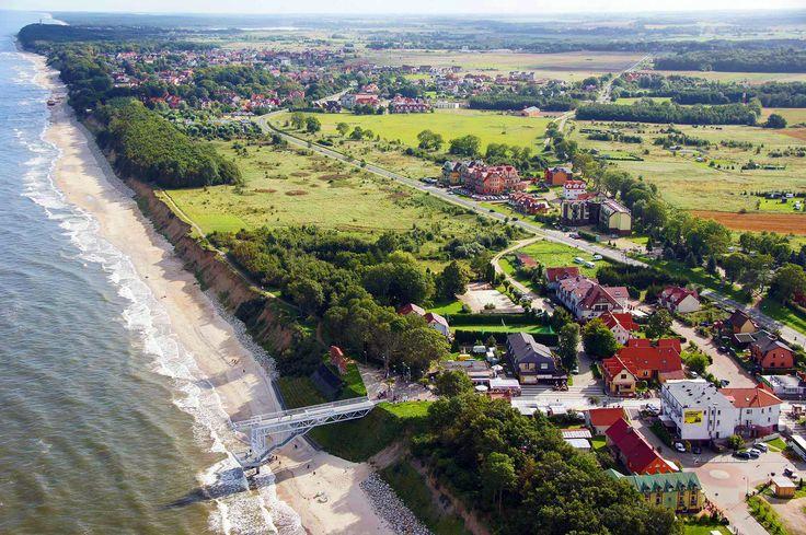 Trzesacz Poland