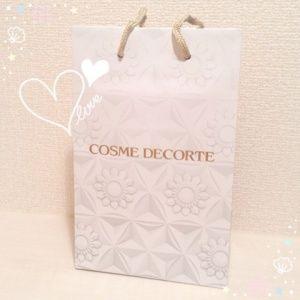 コスメデコルテ紙袋ショップバックショプバエコバしょっぱー化粧品シャネル_main1