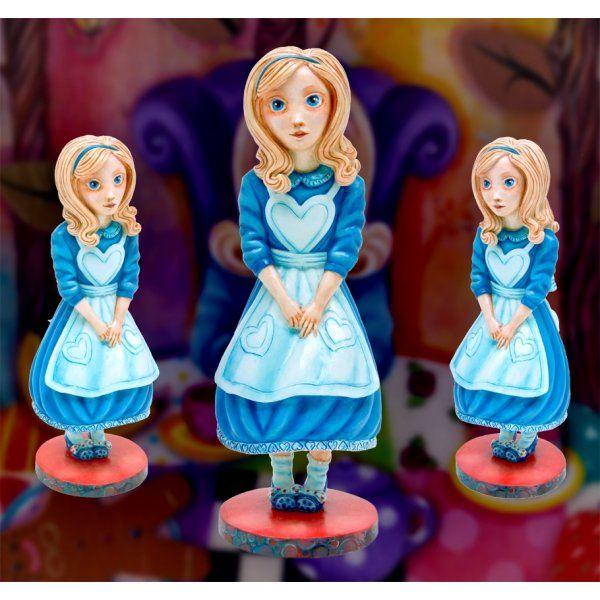 Kerry Darlington - Alice Sculpture by Kerry Darlington