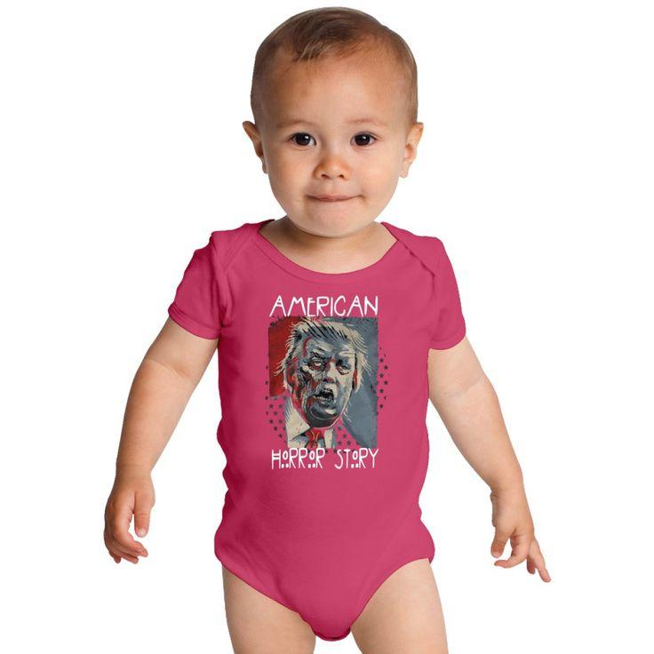 American Horror Story - Trump Baby Onesies
