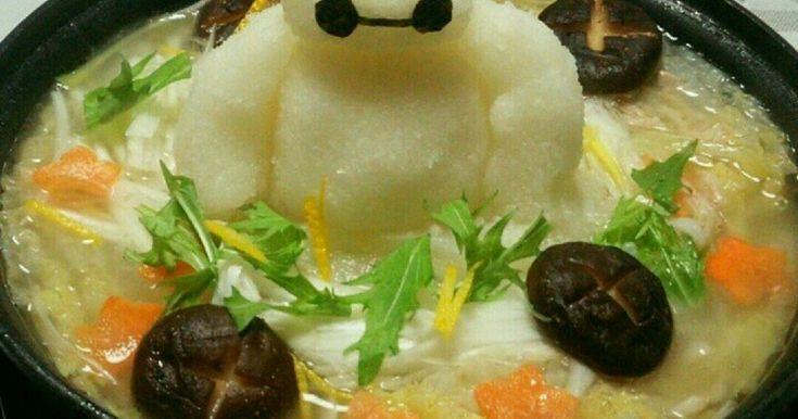 大根アート♪豚バラ白菜ミルフィーユ鍋 by hideどん [クックパッド] 簡単おいしいみんなのレシピが254万品